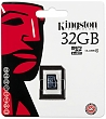 Kingston Micro SD HC 32 GB class 4 Pa...