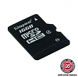 Kingston Micro SD HC 16 GB class 4 Pa...